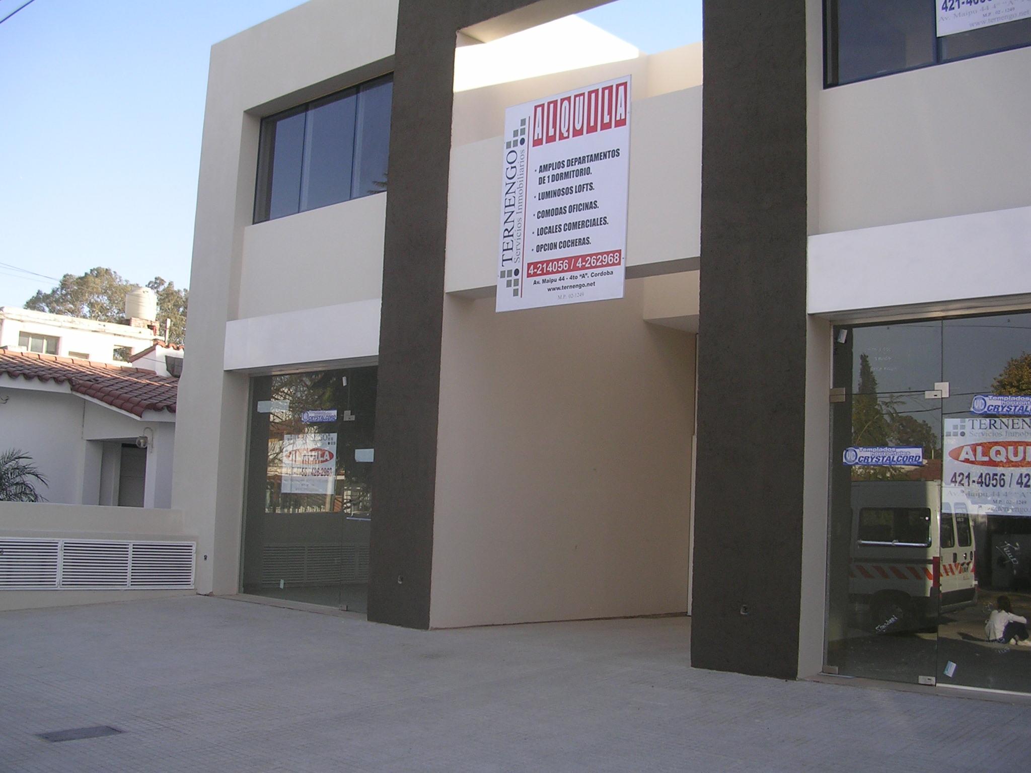 Barrio Jardin – Depto de 1 dormitorio en alquiler en Mal Paso 3232